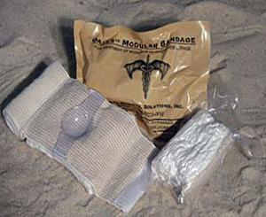 "4"" Olaes Modular Bandage- Military Issue"