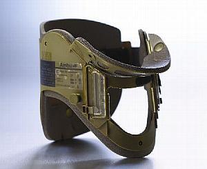 Ambu Perfit Ace Adjustable Collar, Military Olive Drab