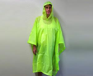 C.E.R.T. Emergency Poncho