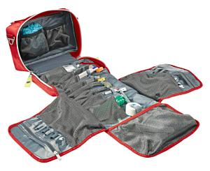 AIRWAY PRO Intubation Tri-Fold Module, TS2 Ready, Red ICB (Infection Control Bag)