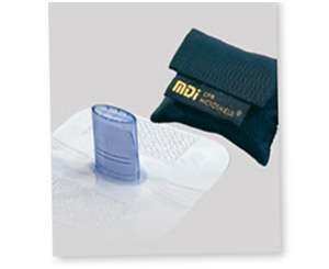 CPR Microshield Microholster w/ Gloves