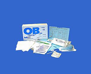 Disposable Emergency OB Kit