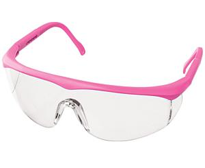 Colored Full-Frame Adjustable Eyewear, Hot Pink