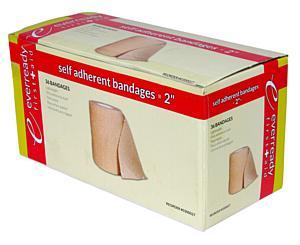 "Self-Adherent Bandage Rolls, 2"" x 5 yd"