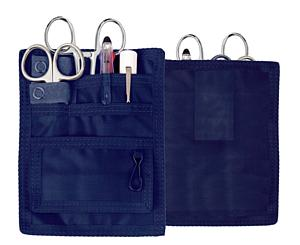 Belt Loop Organizer Kit W/ Forceps, Navy