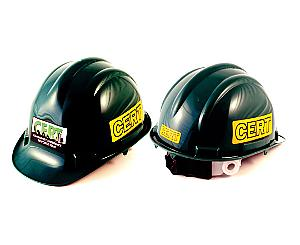 C.E.R.T. Deluxe Hard Hat