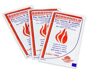 Burn Gel Blotts Satchets, 3.5mL / 1/8oz, Case/1,000