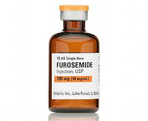 Furosemide (Lasix) 10mg/ml - 10ml Vial