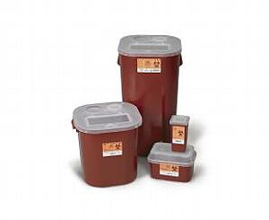 Medium Stackable Sharps Container - 1 Gallon