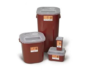 Small Stackable Sharps Container - 1 Quart
