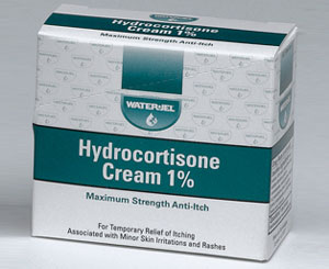 Hydrocortisone 1% Cream, 0.9g Packets