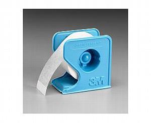 "Micropore Paper Surgical Tap w/ Dispenser - 2"" x 10 yd , Box/6"