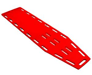 Hi-Tech 2001 Backboard, Red