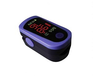 Digital LED Finger Pulse Oximeter