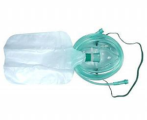 Amsino AMSure Pediatric Non-Rebreather O2 Mask w/ 7' Tubing