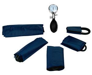 5 Cuff Blood Pressure Aneroid Sphygmomanometer Multi-Cuff System