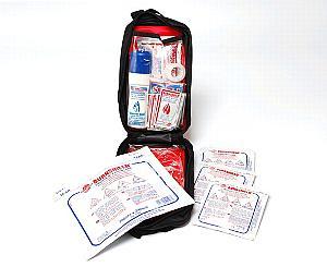 Emergency Burn Kit in Nylon Bag