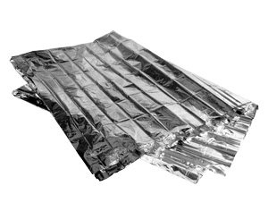Mylar Solar Emergency Survival Thermal Blanket