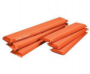 "Disposable / Reusable Padded Wood Board Splint, 16"""