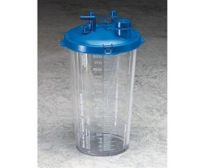 Cardinal Medi-Vac Brand Guardian Suction Canisters 1200cc