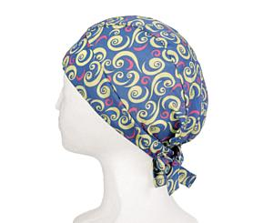 Nurse's Skull Caps, Assorted, Pack of 12