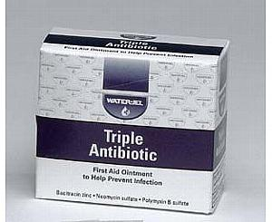 Triple Antibiotic Ointment .9g Packets - Box/25 , Case of 72