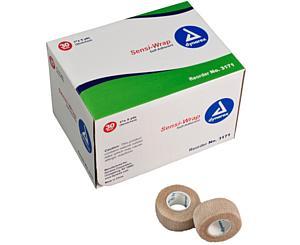 """Sensi-Wrap Self-Adherent Bandage Rolls, 1"""" x 5 yds"""