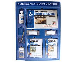 Industrial Large Burn Station