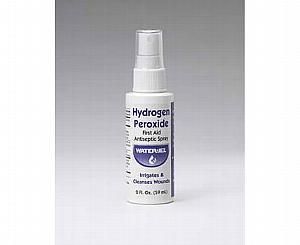 Hydrogen Peroxide Spray - 2oz