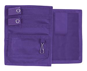 Belt Loop Organizer, Purple