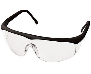 Colored Full-Frame Adjustable Eyewear, Black