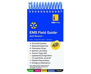 EMS Field Guide ALS Version 17TH Edition