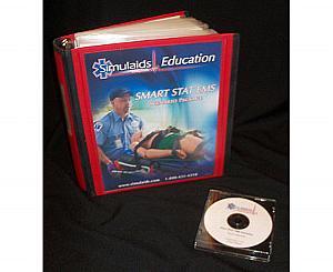 Ems Scenario SMART STAT Patient Simulator Manikin Package
