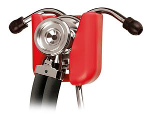 Hip Clip Stethoscope Holder, Red