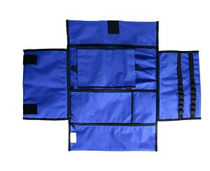 Advanced Medical Kit (AMK), Royal Blue