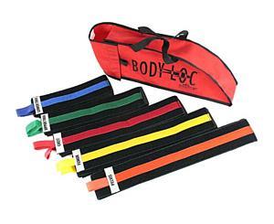 Body Loc Backboard Strapping System