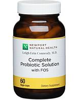 Complete Probiotic Solution with FOS