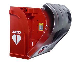 AIVIA 100 Alarmed Indoor AED Cabinet