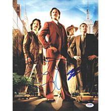 Anchorman 2 Cast Signed 11x14 Photo Certified Authentic PSA/DNA COA