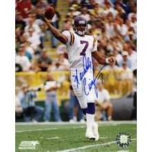 Randall Cunningham Signed 8x10 Photo Authentic COA