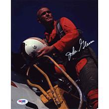 John Glenn 'NASA' 'Astronaut' Signed 8x10 Photo Certified Authentic PSA/DNA COA