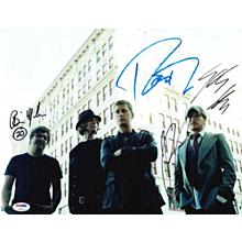 Matchbox 20 Group Signed 11x14 Photo Certified Authentic PSA/DNA COA