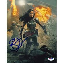 Jaimie Alexander Thor Dark World Signed 8x10 Photo Certified Authentic PSA/DNA COA