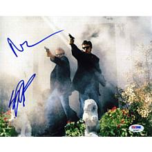 The Boondock Saints Cast Signed 8x10 Photo Certified Authentic PSA/DNA COA