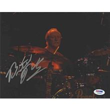 Butch Trucks The Allman Brothers Signed 8x10 Photo Certified Authentic PSA/DNA COA