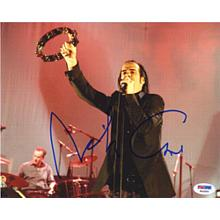 Nick Cave and 'the Bad Seeds' Signed 8x10 Photo Certified Authentic PSA/DNA COA