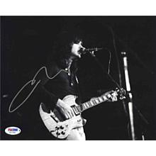 Dave Davies 'The Kinks' Signed 8x10 Photo Certified Authentic PSA/DNA COA