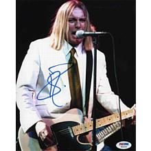 "Robin Zander ""Cheap Trick' Signed 8x10 Photo Certified Authentic PSA/DNA COA"