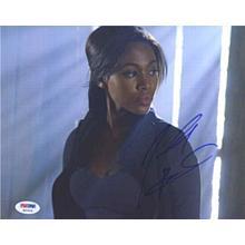 Nicole Beharie Sleepy Hollow Signed 8x10 Photo Certified Authentic PSA/DNA COA