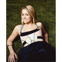 Lauren Conrad 'The Hills' Signed 8x10 Photo Authentic COA